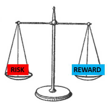 BILANCIA RISK REWARD