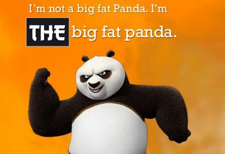 THE FAT PANDA