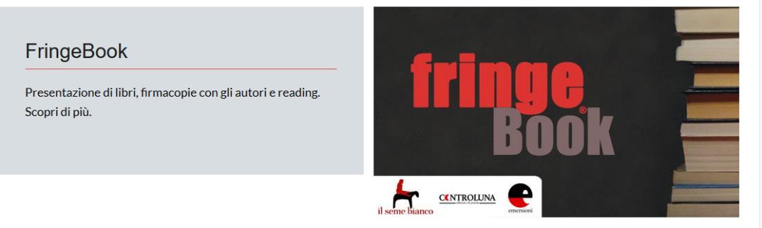 fringe festival book