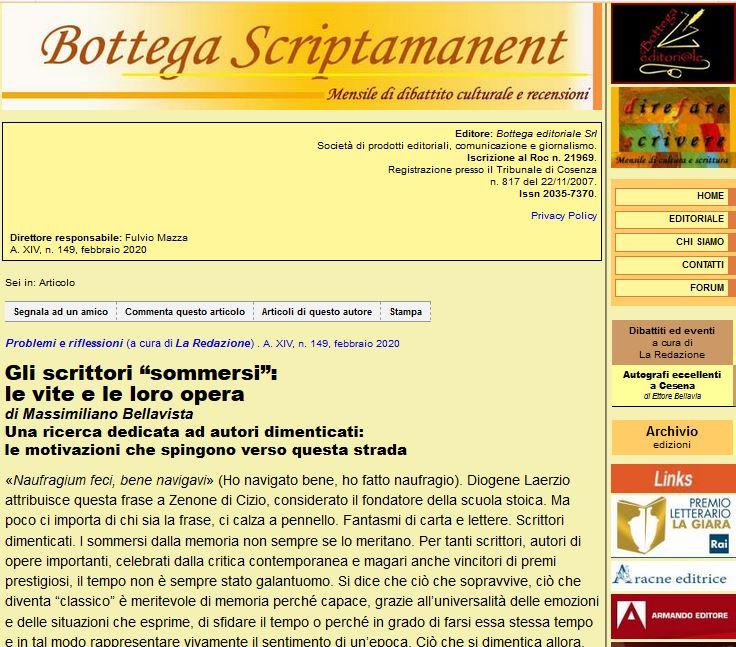 bottega scriptamanent 1