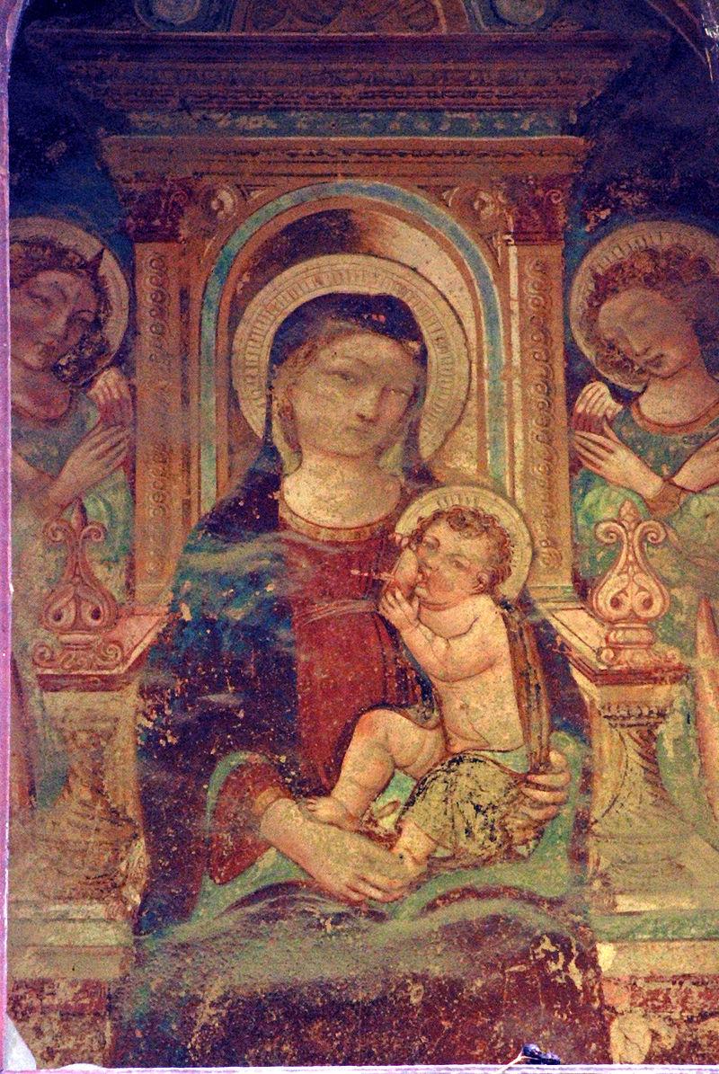 Madonna del Latte di Castelbonsi, Mastro di Signa