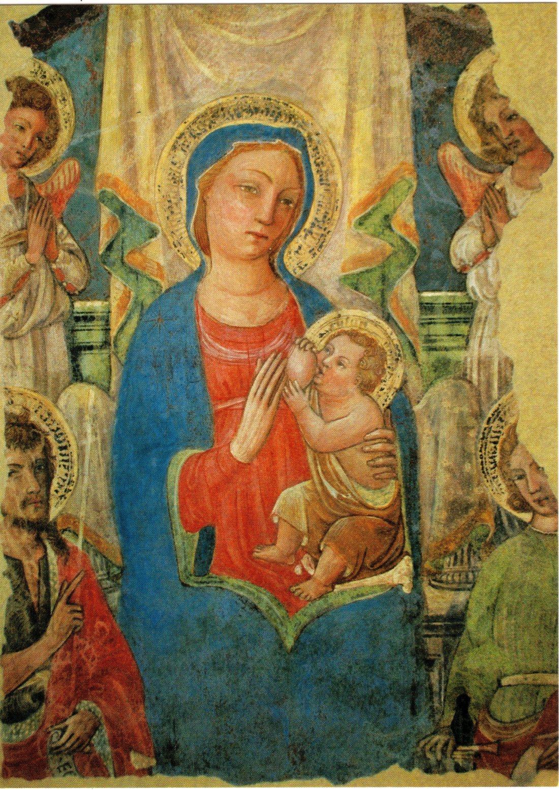 Madonna del Latte di Castellina in Chianti