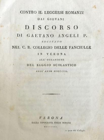 GAETANO ANGELI