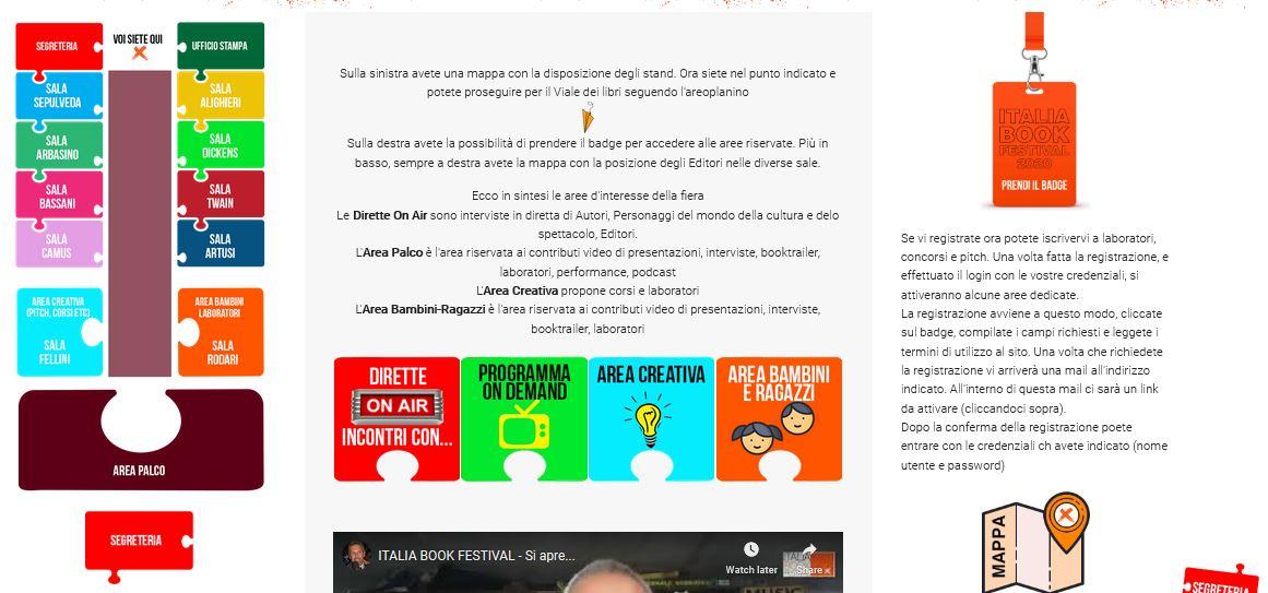 Italia book Festival 2020 1