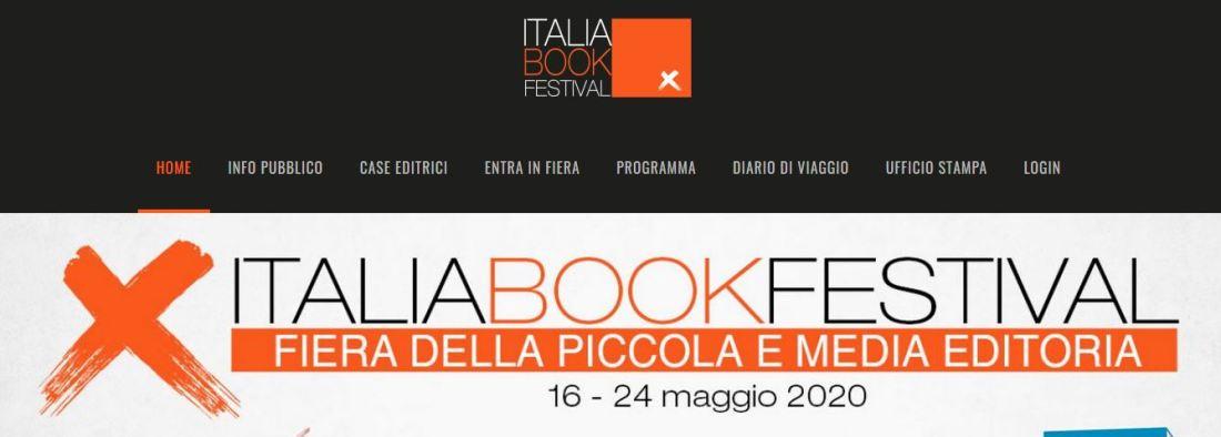 Italia book Festival 2020