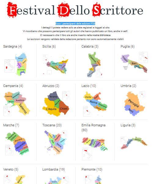 iscritti regione per regione